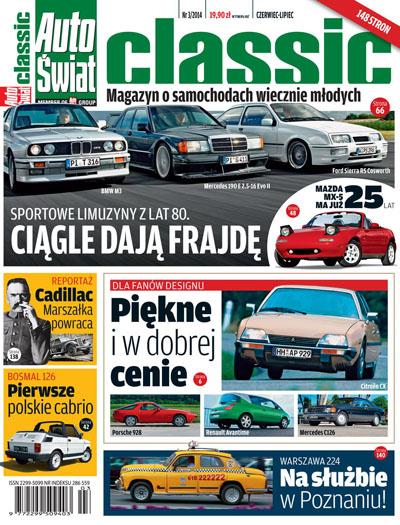 Cover - Auto Świat Classic