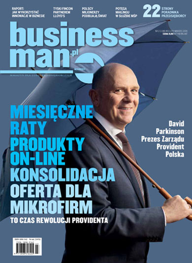 Cover - Businessman