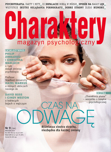 Cover - Charaktery