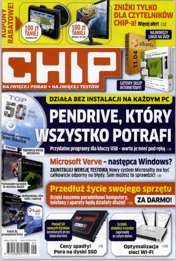 Cover - Chip