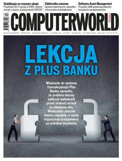 Cover - Computerworld