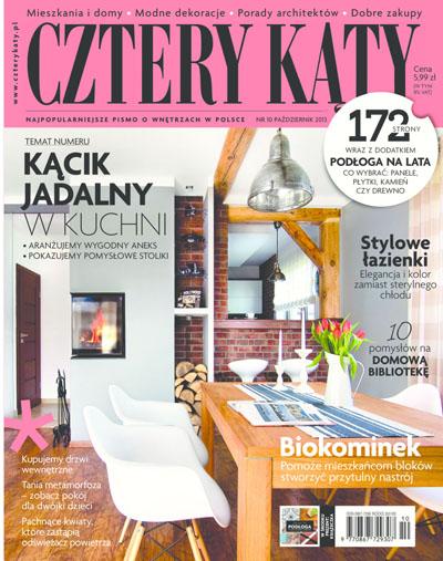 Cover - Cztery Kąty