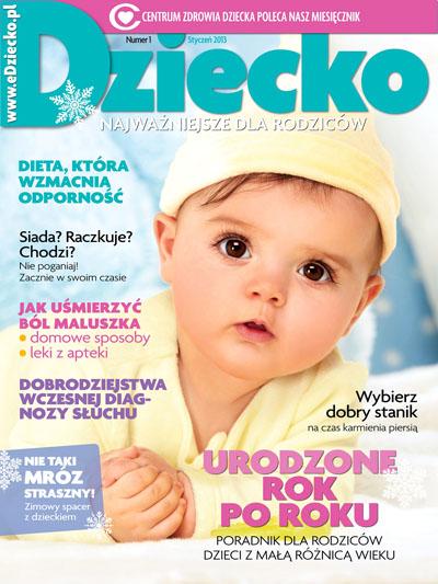 Cover - Dziecko