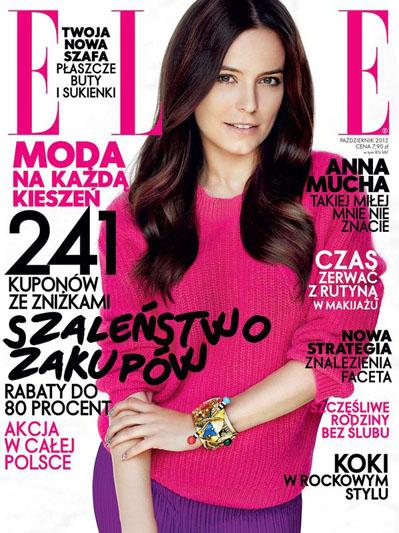 Cover - Elle