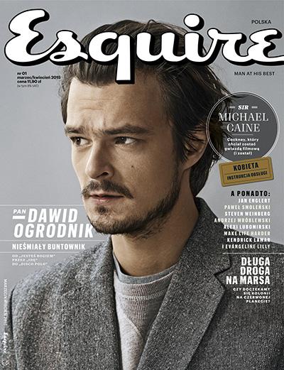 Cover - Esquire