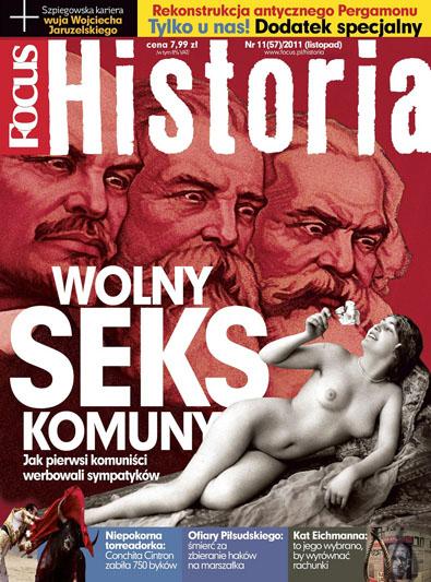 Cover - Focus Historia