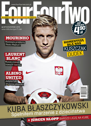 Cover - Four Four Two