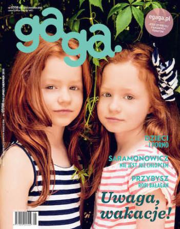 Cover - Gaga