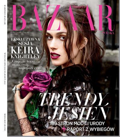 Cover - Harper's Bazaar