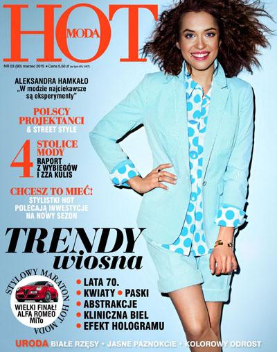 Cover - Hot Moda