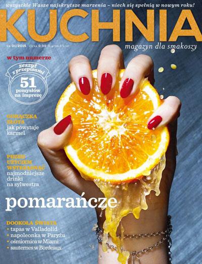 Cover - Kuchnia