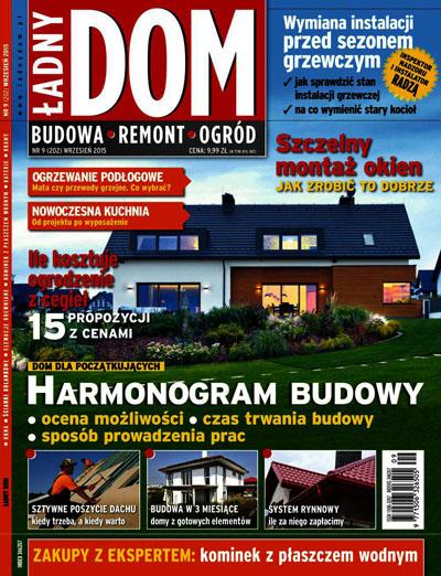 Cover - Ładny Dom