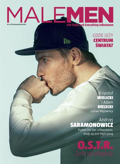 Cover - Malemen