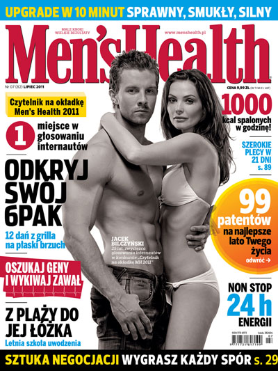 Cover - Men's Health