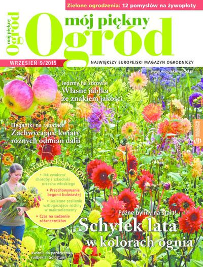 Cover - Mój piękny ogród