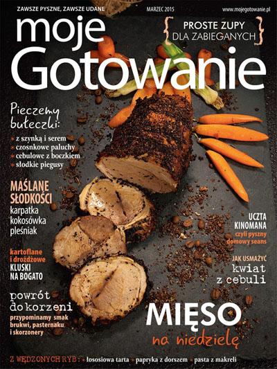 Cover - Moje gotowanie