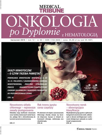 Cover - Onkologia po Dyplomie