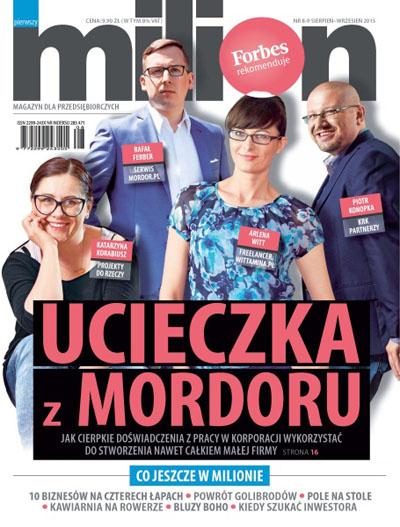 Cover - Pierwszy Milion