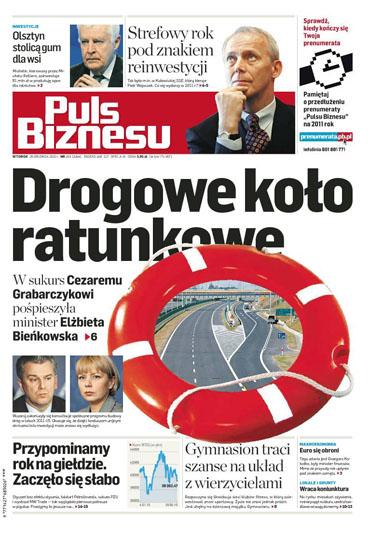 Cover - Puls Biznesu