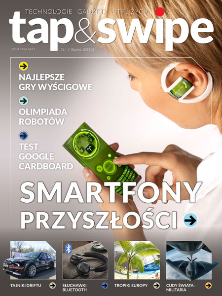 Cover - Tap&Swipe