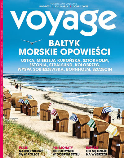 Cover - Voyage