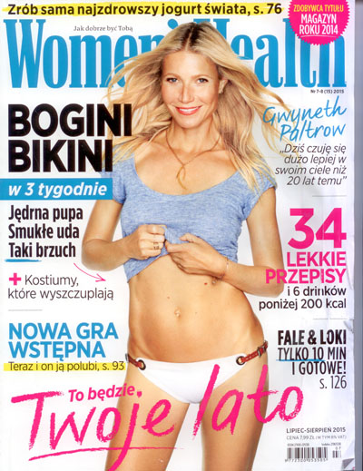 Cover - Women's Health