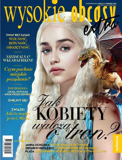 Cover - Wysokie Obcasy Extra