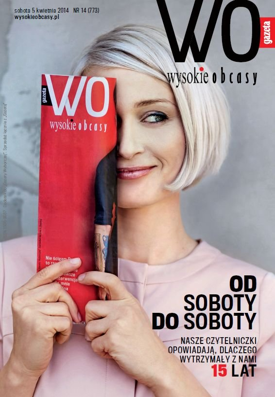 Cover - Wysokie Obcasy