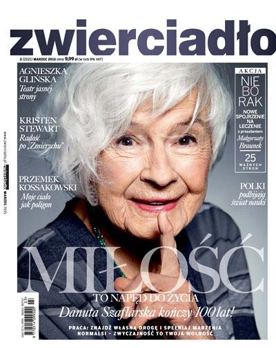 Cover - Zwierciadło