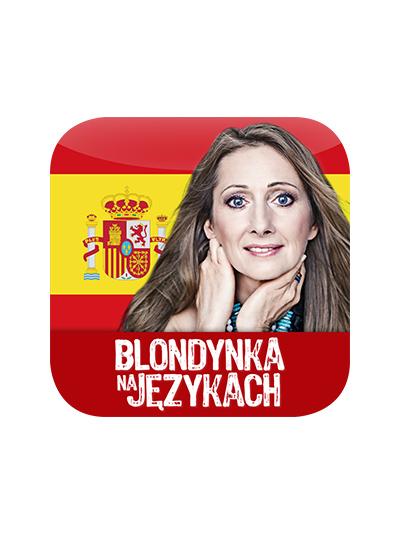 Cover - Blondynka na językach – Hiszpański