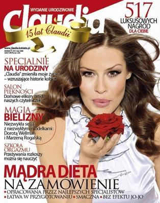 Cover - Claudia