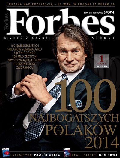 Cover - Forbes
