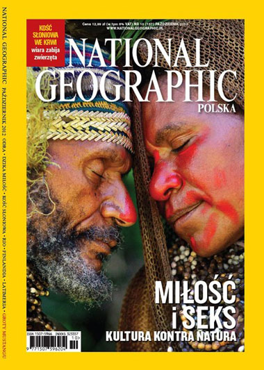 Cover - National Geographic