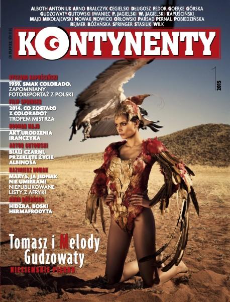 Cover - Kontynenty