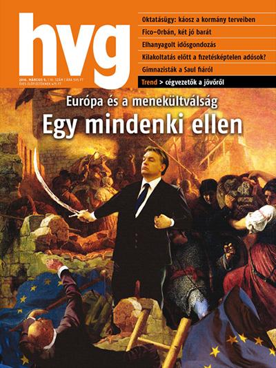 Cover - HVG