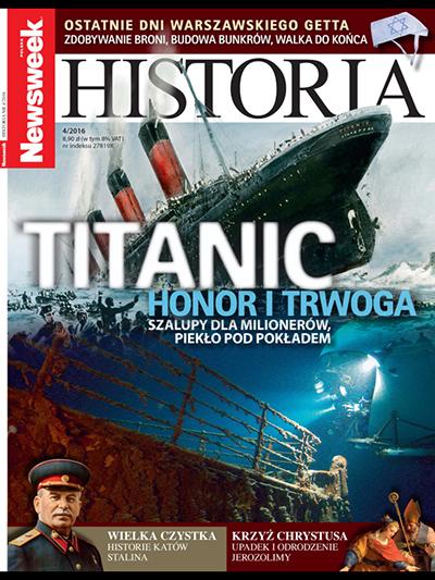 Cover - Newsweek Historia