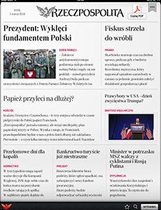 Cover - Rzeczpospolita