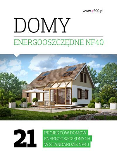 Cover - Z500 Projekty Domów