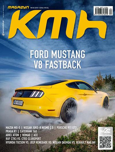 Cover - KMH