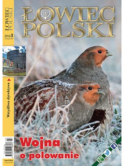Cover - Łowiec Polski