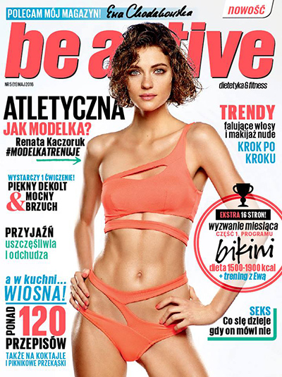 Cover - Be Active