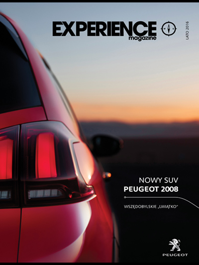 Cover - Peugeot