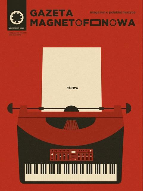 Cover - Gazeta Magnetofonowa